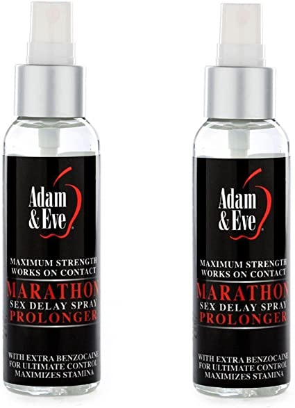 Thuốc xịt chống xuất tinh sớm Adam and Eve marathon delay