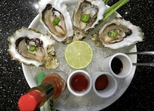 Ăn Hàu biển giúp đàn ông tăng cường sinh lý