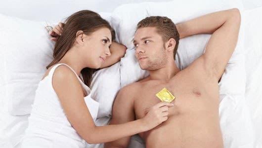 Bao cao su giúp kéo dài thời gian quan hệ của các cặp đôi