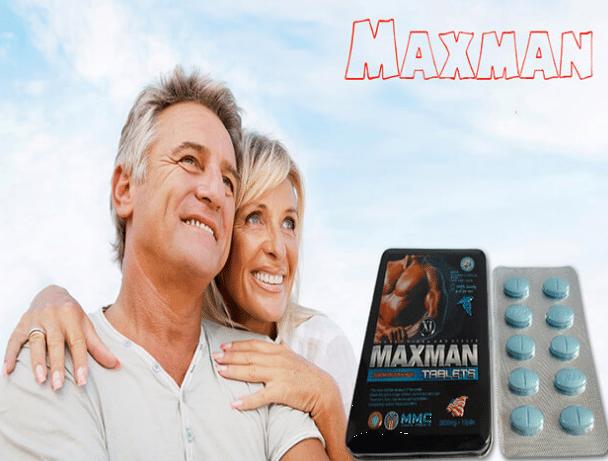 Cách sử dụng thuốc Maxman như thế nào?