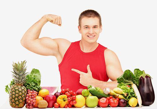 Chồng yếu sinh lý cần ăn nhiều rau củ hơn