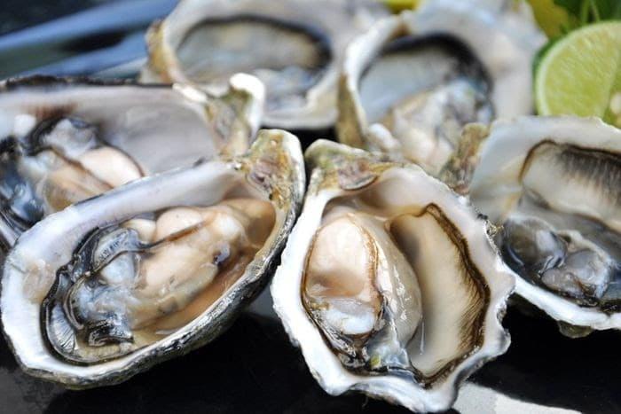 Hàu biển luôn là thực phẩm hàng đầu cho sinh lý phải mạnh