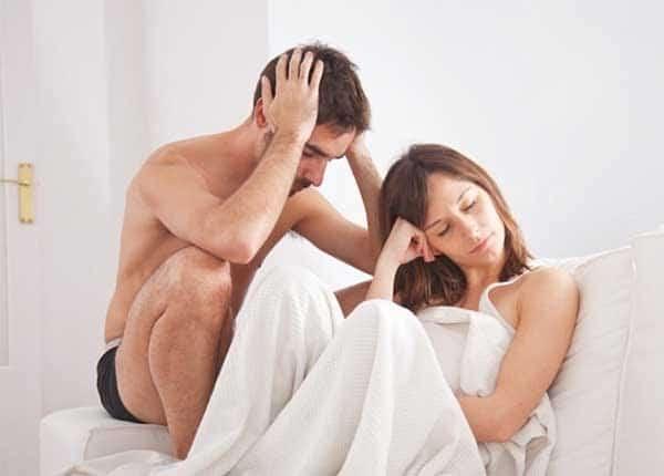 Không có ham muốn tình dục là dấu hiệu của yếu sinh lý