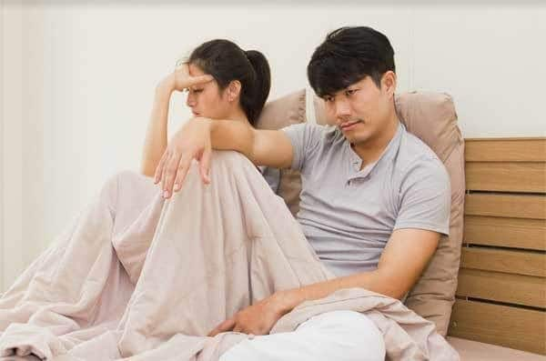 Nam giới mắc bệnh yếu sinh lý thường có sức khỏe yếu