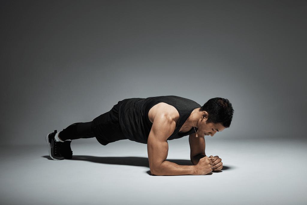 Plank giúp chống xuất tinh sớm hiệu quả