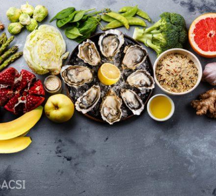 Các loại thực phẩm tốt cho sinh lý nam