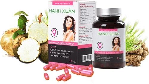 Thuốc tăng cường sinh lý nữ Hạnh Xuân