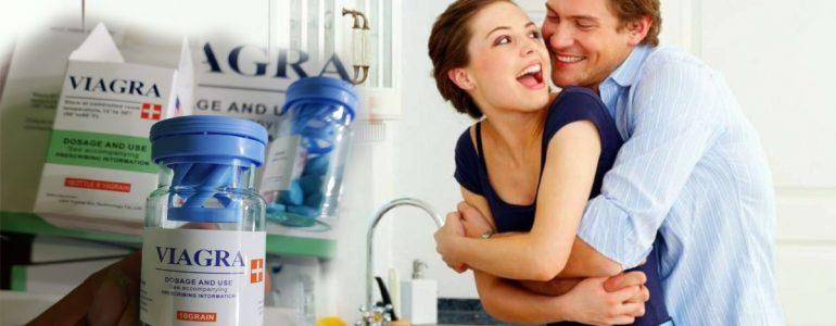 Thuốc tăng cường sinh lý nam Viagra