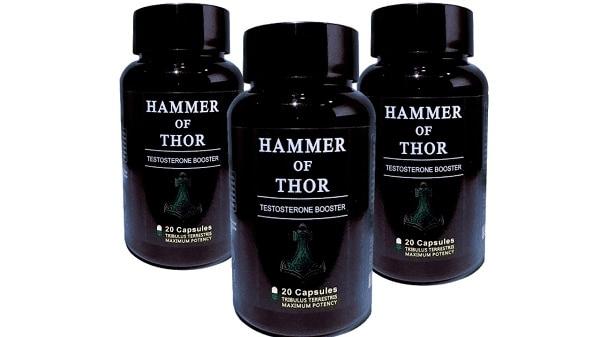 Thuốc trị xuất tinh sớm Hammer of Thor