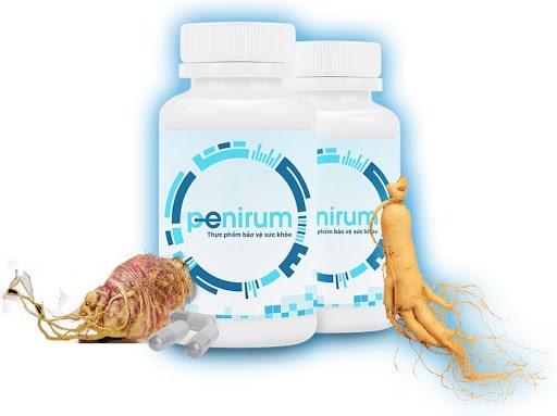 Thuốc uống Penirum chống xuất tinh sớm cho nam giới