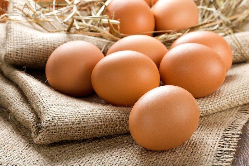 Trứng gà luôn nằm trong danh sách các bài thuốc tăng chức năng sinh lý